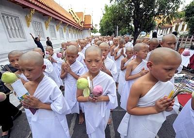 THAILAND-RELIGION-BUDDHIST